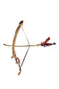 Bow and Arrow Royalty Free Stock Images