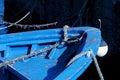 Bow of boat Royalty Free Stock Photo