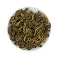 Bowl of collard greens Royalty Free Stock Photo