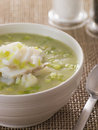 Bowl of Cullen Skink Royalty Free Stock Photos