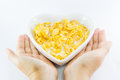 A bowl of nutritious and delicious corn flake cereal Royalty Free Stock Photo