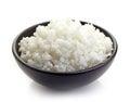 Bowl of rice Royalty Free Stock Photo