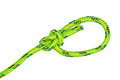 Bowline knot Royalty Free Stock Photography