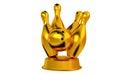 Bowling Golden Trophy
