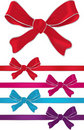 Bows and Ribbons Royalty Free Stock Photography