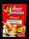 Aunt Jemima Pancake Mix Royalty Free Stock Photo