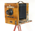 Box camera Royalty Free Stock Photos