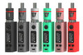 Box Mods Electronic cigarettes, 3D rendering