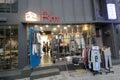 Box shop in Seoul, South Korea Royalty Free Stock Photo