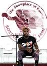 Boxing Champion Jarrett Hurd Royalty Free Stock Photo
