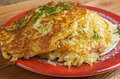 Boxty l irish potato pancake traditional fried dishes is its smooth fine grained consistency Stock Photo