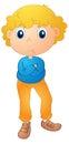 A boy Royalty Free Stock Image