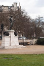 The boy david is a memorial to dead of machine gun corps in first world war at hyde park corner in london Stock Photos