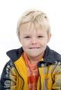 Boy little smiling Στοκ εικόνα με δικαίωμα ελεύθερης χρήσης