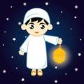Boy Muslim