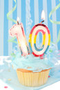 Boy's tenth  birthday Royalty Free Stock Images