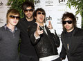 Boys Like Girls Stock Photography