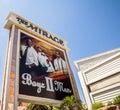 Boyz ii men headlining at mirage hotel and casino las vegas Stock Photo