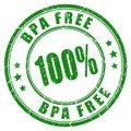 Bpa free stamp