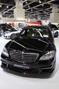 Brabus on 64rd IAA Stock Image