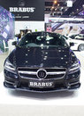 Brabus car on display bangkok march at the th bangkok international motor show march in bangkok thailand Stock Photos