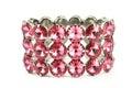 Bracelet de diamant Images stock