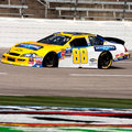 Brad Keselowski Royalty Free Stock Photos