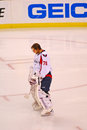 Braden Holtby Washington Capitals Stock Image