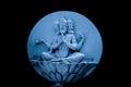 Brahma the Creator Royalty Free Stock Photo