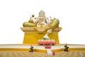 Brahma statue Royalty Free Stock Photo