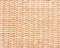 Braided brushwood bamboo basket texture Royalty Free Stock Photos