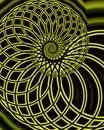 Braided spiral