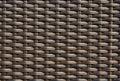 Braided wicker texture Royalty Free Stock Photo