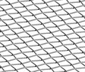 Braided wire steel net industrial seamless background Royalty Free Stock Images