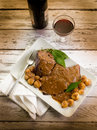 Braised meat Royalty Free Stock Images