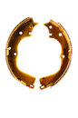 Brake shoes for the car Royalty Free Stock Photo