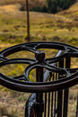 Brake Wheel Royalty Free Stock Photo