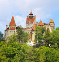 Bran Castle, Romania Royalty Free Stock Photo