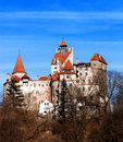 Bran (Dracula's) Castle Royalty Free Stock Photo