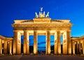 Brána v berlín