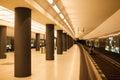 Brandenburger Tor station Royalty Free Stock Photo