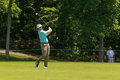 Brandt snedeker at the memorial tournament in dublin ohio usa Royalty Free Stock Photography