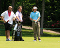 Brandt snedeker at the memorial tournament in dublin ohio usa Stock Photos