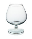 Brandy glass Royalty Free Stock Photo
