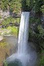 Brandywine Falls, British Columbia Royalty Free Stock Photo