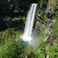 Brandywine Falls Royalty Free Stock Photo