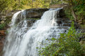Brandywine Falls Late Summer Royalty Free Stock Photo
