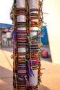 Traditional hand craft street market