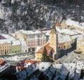 Brasov city center, Romania