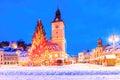 Brasov, Romania. Royalty Free Stock Photo